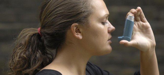 Araştırma: Astım ağır Covid-19 riskini artırmıyor; alerjik astım azaltıyor olabilir