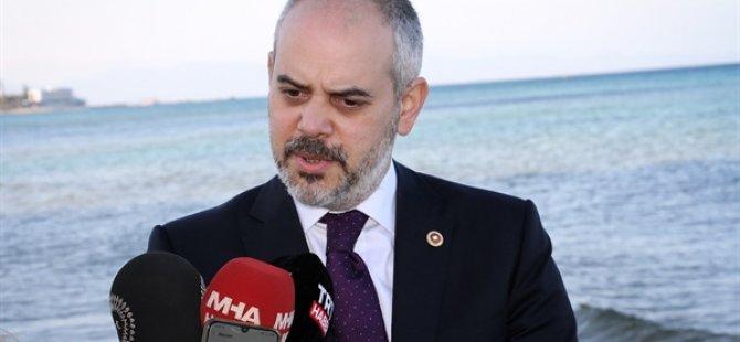 AKP Milletvekili Kılıç, Maraş'ı adadaki herkesin faydalanabileceği bir yer olarak görüyoruz