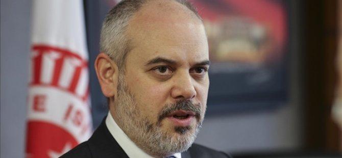 TBMM Dışişleri Komisyonu Başkanı Kılıç, KKTC Temaslarını AA'ya Değerlendirdi