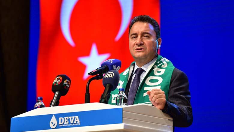 Ali Babacan: Kimsenin Türkiye'yi 1990'lı yıllara döndürmeye hakkı yok