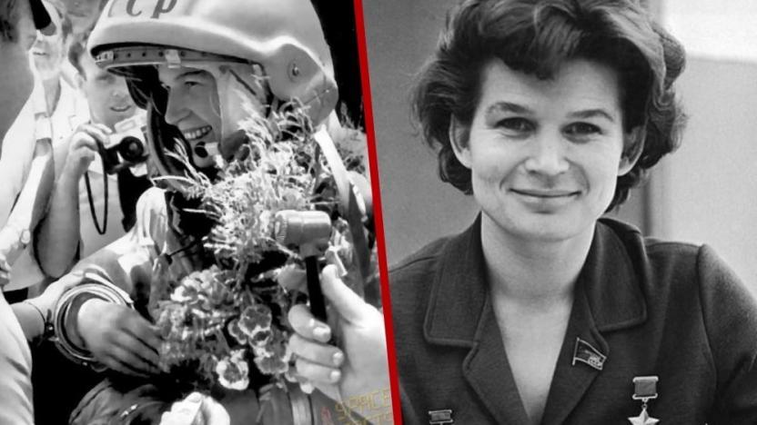 Uzayda bir Martı: Uzaya çıkan ilk kadın Valentina Tereşkova 84 yaşında!