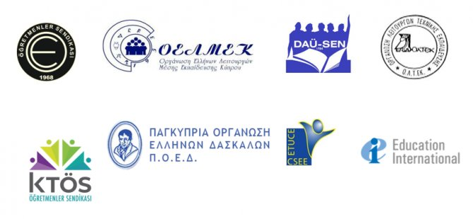 Türk ve Rum Eğitim Sendikalarından ortak 8 Mart açıklaması