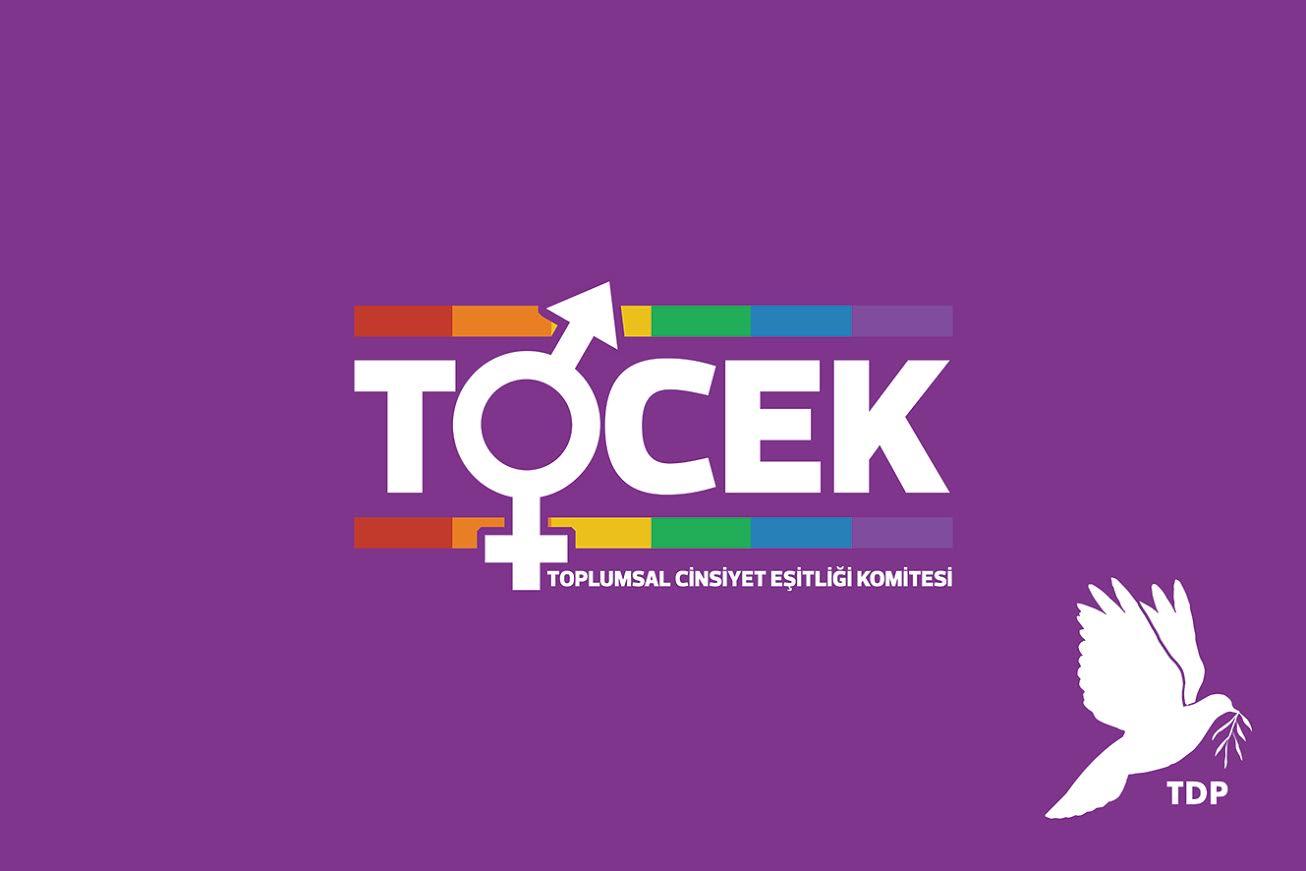 """TDP Toplumsal Cinsiyet Eşitliği Komitesi'nin """"8 Mart Dünya Emekçi Kadınlar Günü"""" mesajı yayınladı"""