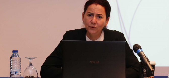 Doç. Dr. Zihniye Okray, 8 Mart Dünya Kadınlar Günü dolayısıyla açıklamalarda bulundu