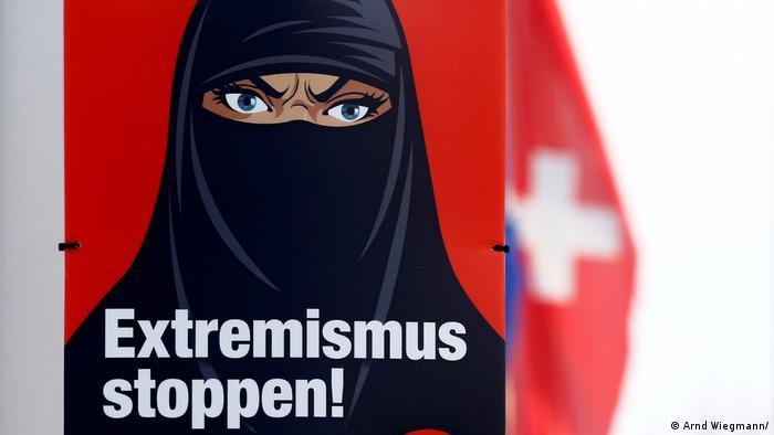 İsviçre'de burka ve peçe yasağı geliyor