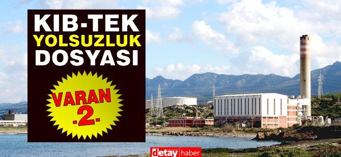 """Kıb-Tek dosyası varan -2.. Sayıştay: """"Sorumlu Müdür Muavini DALMAN AYDIN!"""""""