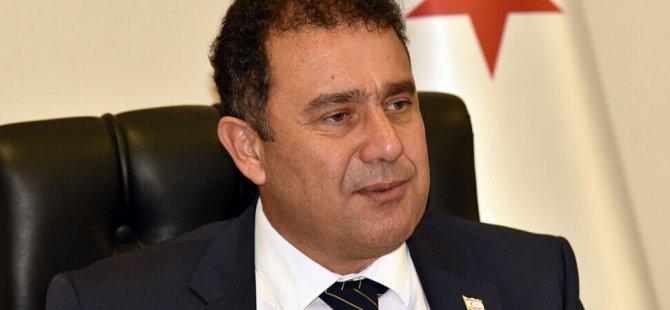 Başbakan Saner, '8 Mart Dünya Kadınlar Günü' dolayısı ile mesaj yayımladı