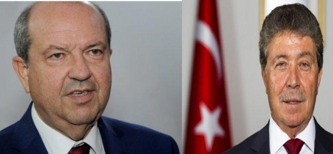 Tatar ve Üstel Lefkoşa Dr.Burhan Nalbantoğlu Devlet Hastanesi ardından Acil Durum Hastanesi'ni ziyaret edecek