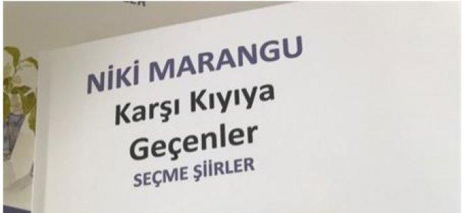 Niki Marangu'nun Karşı Kıyıya Geçenler Adlı Kitabı Okurla Buluştu