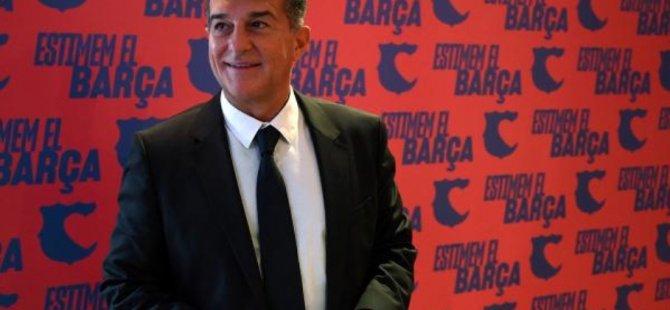 Barcelona'da ikinci Laporta dönemi