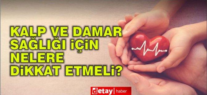 Kalp ve Damar Sağlığı İçin Nelere Dikkat Edilmeli