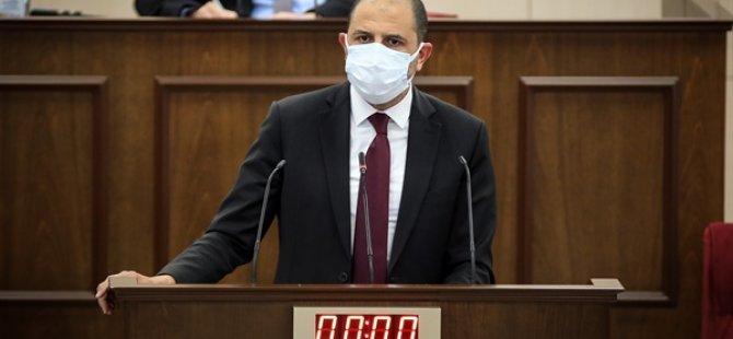 Meclis'te Türkiye İle İmzalanan Protokol Konuşuldu