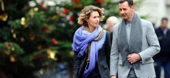 Suriye Devlet Başkanı Beşar Esad ve eşi Esma'nın Koronavirüs'e yakalandığı açıklandı