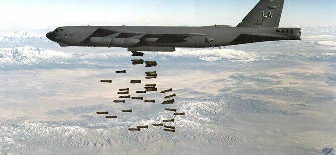 ABD'den Ortadoğu'ya bombardıman uçakları