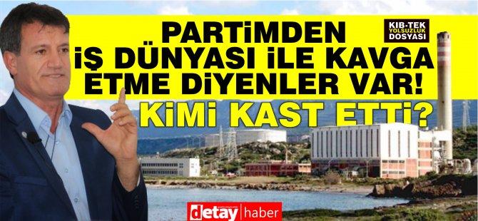 """""""Kıb-Tek'te haklarında soruşturma açılan 3 üst düzey görevli bugün görevlerinden alındı"""""""