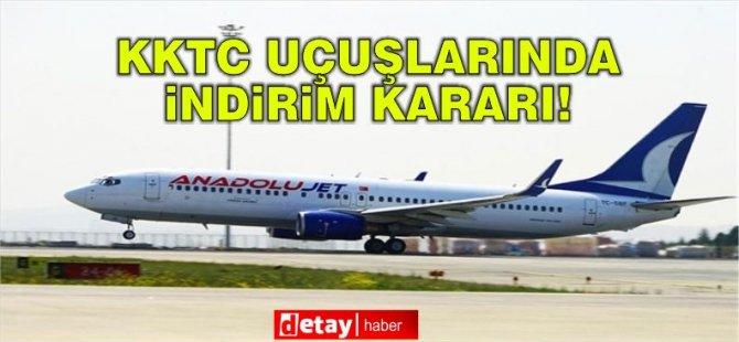 Anadolujet'ten KKTC Uçuşlarına Özel  Kampanya