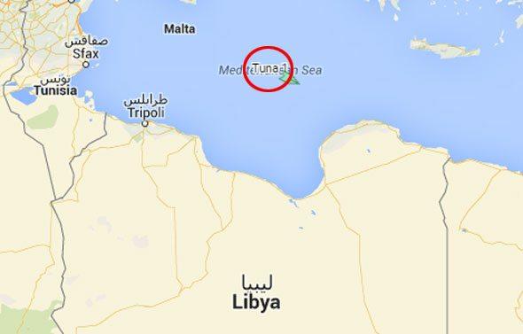 Libya'ya nota!