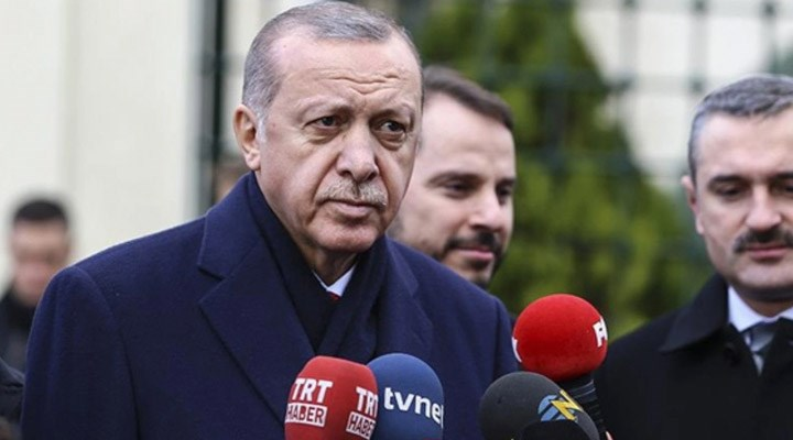 Erdoğan altı üniversiteye rektör atadı