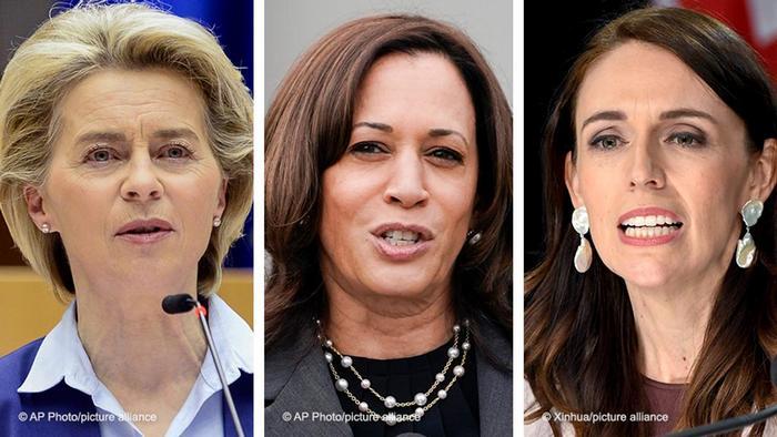 Kadın siyasetçilerden kadınlar için çağrı.