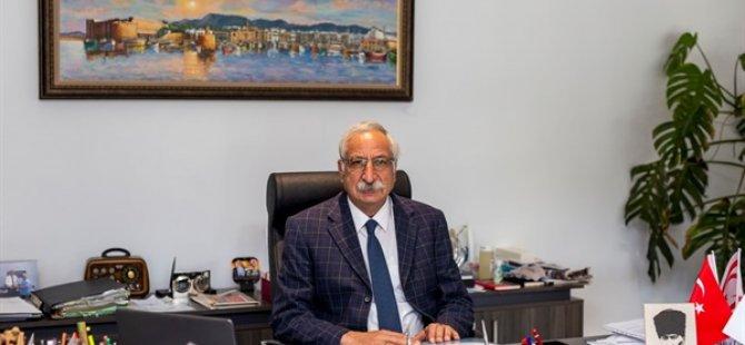 Girne Belediye Başkanı Güngördü 18-24 Mart Yaşlılar Haftası Nedeniyle Mesaj Yayımladı