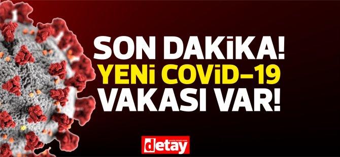 Milletvekili Erek Çağatay ve eşi pozitif