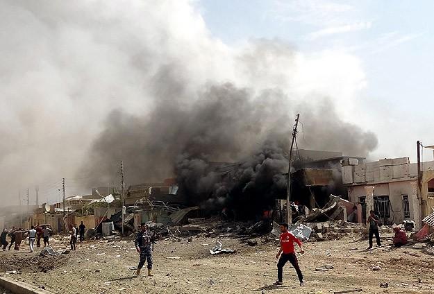 Irak'ta şiddetin bilançosu: 1500 ölü