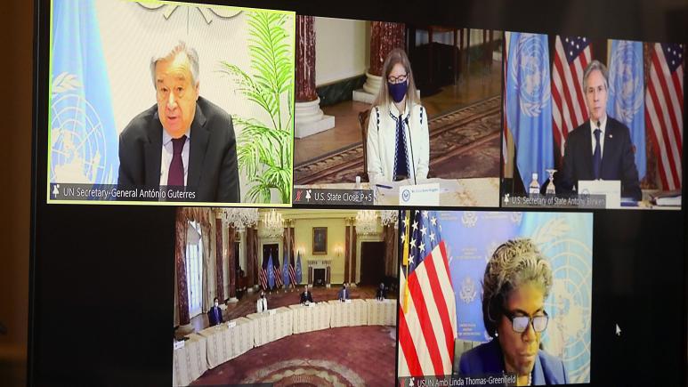BM ve AB'den, Suriyeliler için 10 milyar dolar hedefli yardım konferansı