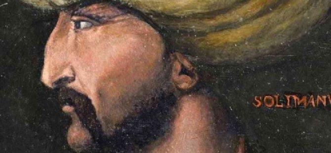 İngiltere'de Kanuni Sultan Süleyman'ın Portresi 350 Bin Sterline Satıldı