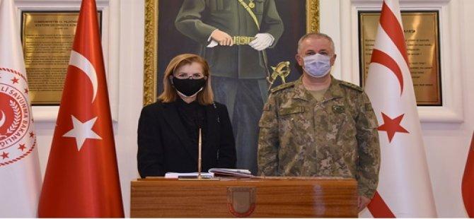 Girne Dağ Yolu için KTBK İle Protokol imzalandı
