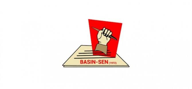 BASIN-SEN:Koltuklarınız da partizanlığınız da yerin dibine batsın!