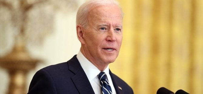 """ABD Başkanı Biden: """"George Floyd'un Öldürülmesi, Gündüz Gözüyle İşlenmiş Bir Cinayettir"""""""