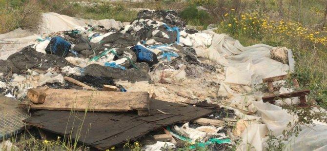 Atıkların temizlenmesinin önündeki engel itfaiye olduğu öne sürüldü