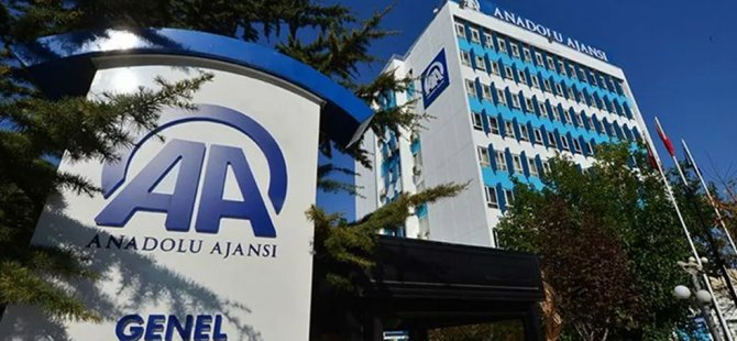 'Anadolu Ajansı Genel Müdürü Kazancı görevden alındı'