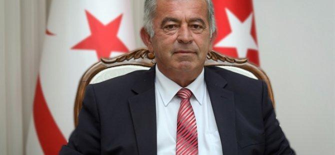 """Cumhuriyet Meclisi Başkanı Önder Sennaroğlu:''Türk Milletinin başı sağ olsun"""""""
