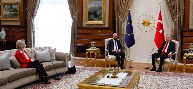 AB Konseyi Başkanı Michel'den 'Protokol' Eleştirilerine Yanıt: Ziyaretimizi Gölgeledi, Üzgünüm