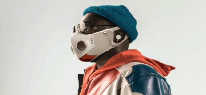 Maskede son nokta: Kulaklık, bluetooth, HEPA filtre, fan…