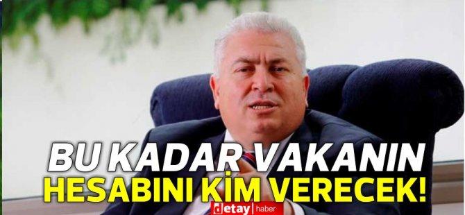 """Καθηγητής  Δρ.  Mehmet Çakıcı: """"Ποιος θα αναλάβει τόσες πολλές περιπτώσεις, τι περιμένεις να εφαρμόσεις επιστημονικά προληπτικά προγράμματα;"""""""