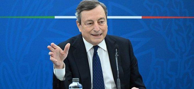 İtalya Başbakanı Draghi, Erdoğan için 'diktatör' dedi