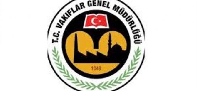 Türkiye Vakıflar Genel Müdürlüğü'nden, Balkanlar Ve KKTC'ye 20 Tırlık Ramazan Yardımı