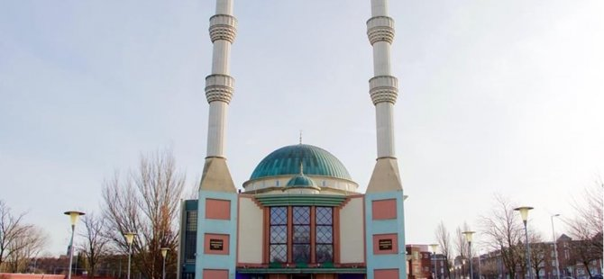 Camiye tehdit mektubu: Müslümanlar diri diri yakılmalıdır