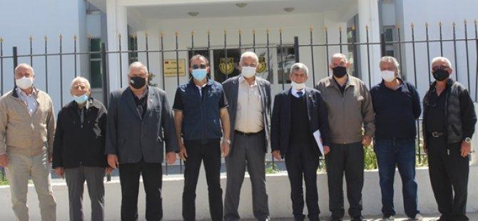 Συνταξιούχος αστυνομικός σύλλογος Dr.  Παραπονέθηκε στο Αστυνομικό Τμήμα Λευκωσίας για προσβολή του Küçük