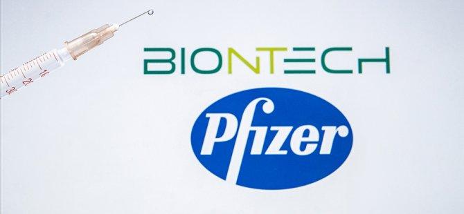 Pfizer-BioNTech, ABD'de 12-15 yaş aralığına aşı için acil kullanım başvurusu yaptı