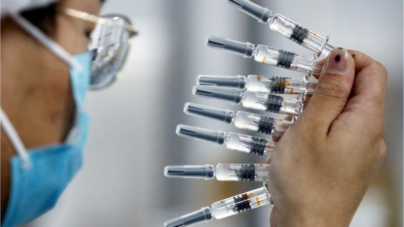 Çinli yetkili: Çin aşılarının koruyuculuk oranının yüksek olmaması bir sorun