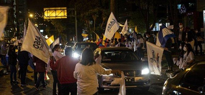 Ekvador'da Devlet Başkanlığı Seçimini Sağcı Guillermo Lasso Kazandı