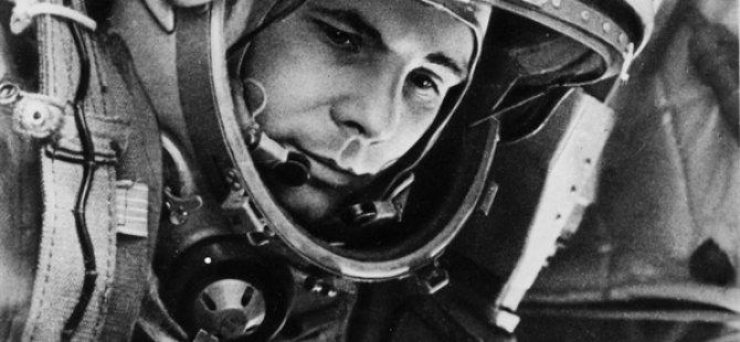 Sovyet Kozmonot Yuri Gagarin'in Uzaya Çıkışının 60. Yılı