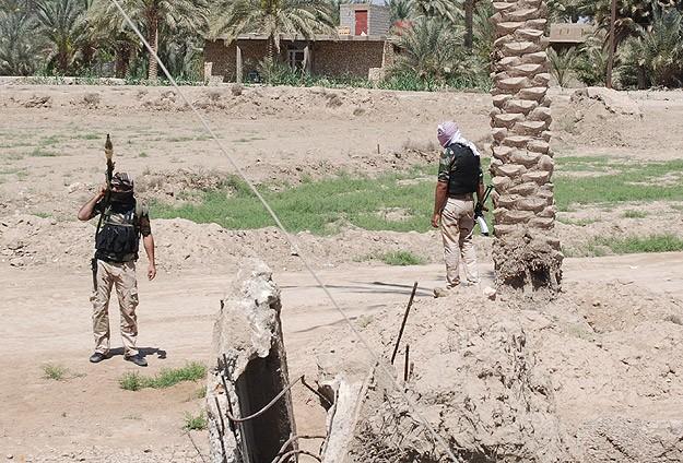 Irak'ta emniyet müdürlüğüne saldırı: 3 ölü, 18 yaralı