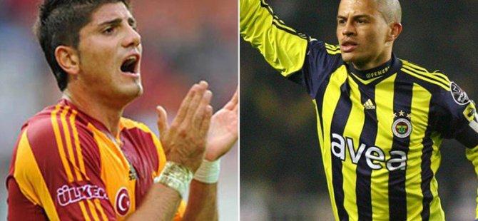 Eski Galatasaraylı futbolcu Barış Özbek: Alex'i tutarken başım ağrırdı