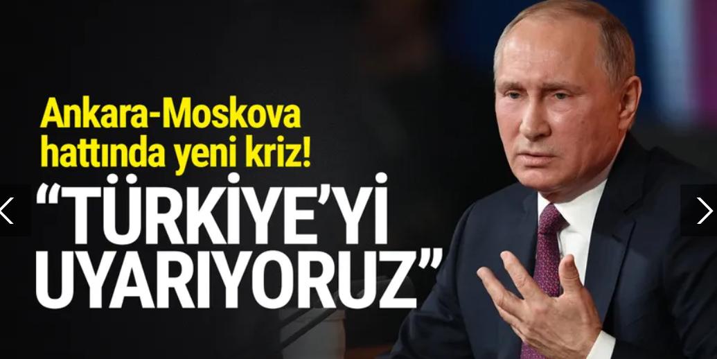 Rusya'dan Türkiye'ye ''SİHA'' uyarısı