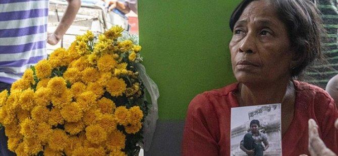 Myanmar'da Güvenlik Güçlerinin Silahlı Müdahalesi Sonucu Ölen Sivillerin Sayısı 710'a Çıktı