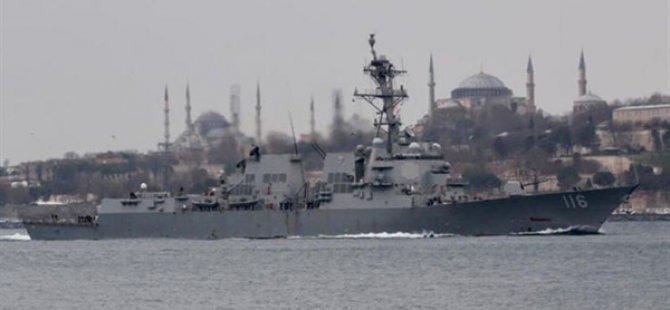 Rusya'nın 15 Savaş Gemisini Karadeniz'e Gönderdiği Açıklandı